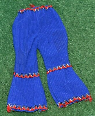 "Faerie Glen Pants Trousers Flares Made For Sindy & 11"" Dolls Vintage Doll 1970's"