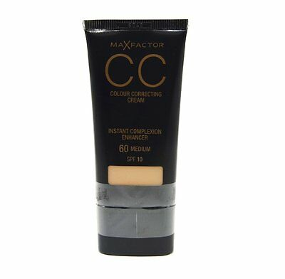 MAX FACTOR CC Colour Correcting Cream 30ml (choose your shade)