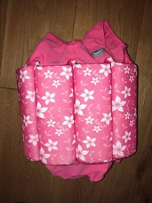 Baby Girls Splash About Float Suit Swimming Costume Age 1-2 Years 12-18-24 Month
