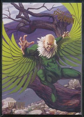 2017 Fleer Ultra Spider-Man Trading Card #49 Vulture