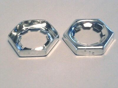"""Whizzer -  PAL NUTS - 5/8"""" x 16 -  Pair (2)"""