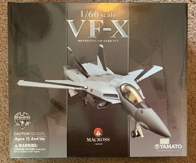 NEW Rare Yamato Macross 1/60 VF-1A VF-X Test Perfect Trans V2 FREE SHIPPING US