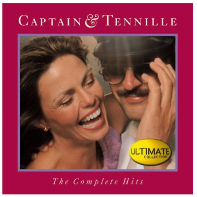 Captain & Tennille - Ultimate Collection (CD) • NEW • Best of and Greatest Hits