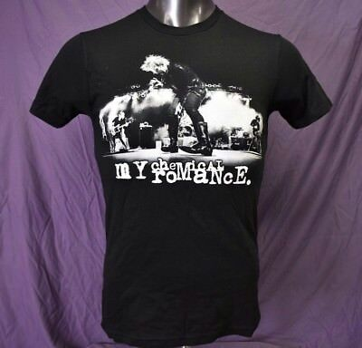 Nwt My Chemical Romance Gerard Way Mcr The Black Parade 2 Tones T
