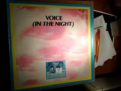 "Martinelli Voice(in the Night) [Maxi 12""]"