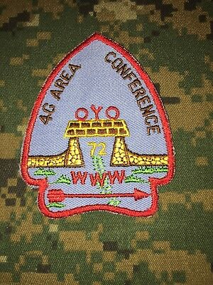 1972 4 G Conference Camp Oyo