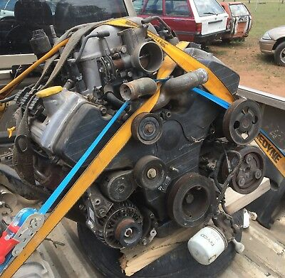 Holden Rodeo RA 3.5l Petrol  Complete Motor Engine