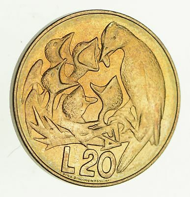 1975 San Marino 20 Lire - World Coin *072
