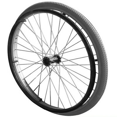 """High Quality Universal Solid Wheelchair Street Tire Rear 16"""" 20"""" 22"""" 24-3/8"""
