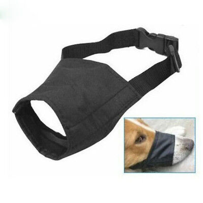 Barking Mesh Mask Dog Muzzle Grooming Training Products Safety Accessories