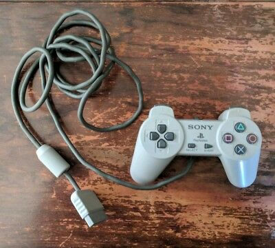 Official Original Sony PlayStation 1 PS1 Controller - Tested