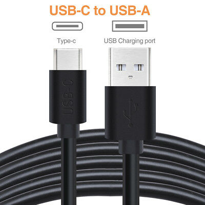 3M LONG Rapid Speed USB-C Type-C 3.1 Data Sync Fast Charger Charging Cable Cord