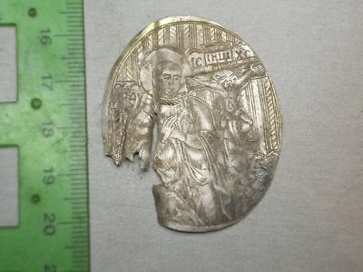 Ancient silver find №289 Metal detector finds 100% original