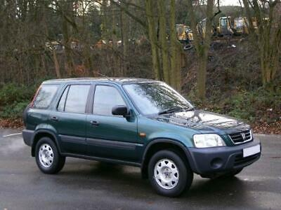 2000 Honda CR V 2.0 Ls 5 door Estate