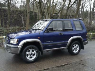 2001 Isuzu Trooper swb diesel 3 door Estate