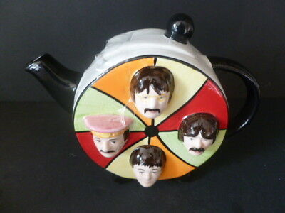 Lorna Bailey Beatles Teapot *BRAND NEW* *EXCELLENT CONDITION*