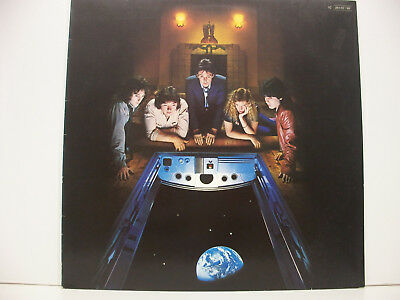 "Wings, Paul McCartney, Back to the egg, LP, 12"",gebraucht,"