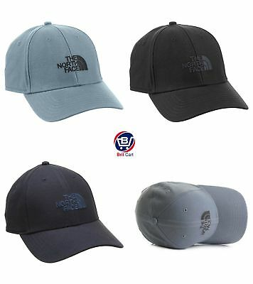 5820f58fad88d6 The North Face 66 Classic Baseball Cap Outdoor Hat Tnf Black Grey Navy One  Size