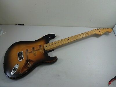1958 Fender Stratocaster Project Nice