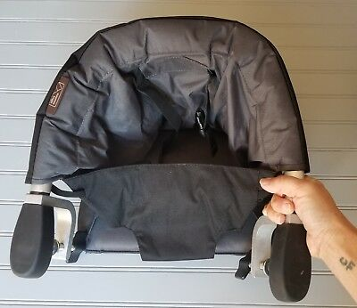 Mountain Buggy Pod Portable High Chair Clip-On Safety Harness Indoor