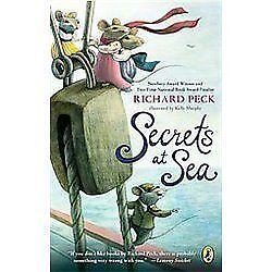 Secrets at Sea by Richard Peck (2012, Paperback)