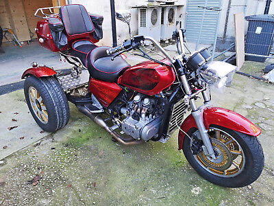 Honda Goldwing Trike Tricycle Project Lots Of Money Spent Already No Reserve