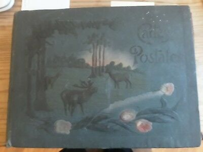 n° 19)  album de 500 cartes postale ancienne