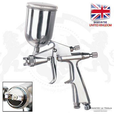 1.0mm Mini Spray Gun F-3 AUARITA High Volume Low Pressure Painting Gun