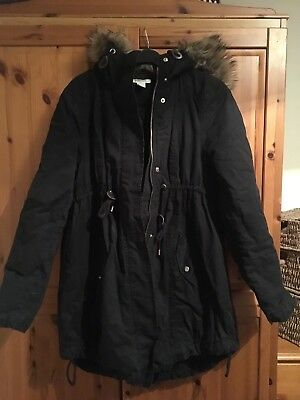 Maternity Parka Coat L