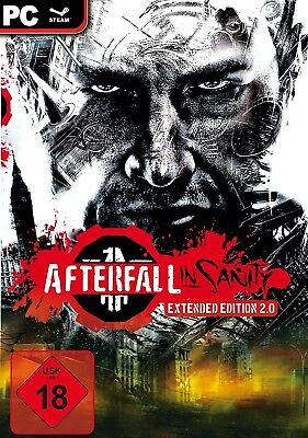 Afterfall: InSanity (Extended Edition) STEAM KEY Code Download Digital - PC