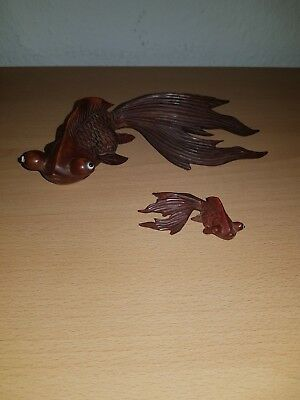 Figuren - Fische Holz China
