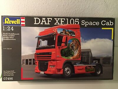 Revell 07496 DAF XF105 Space Cab 1:24 OVp