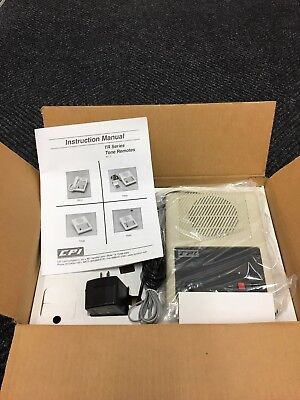 CPI Communications TR-30 TR30 - Tone Remote Control Receiver Transmitter - NEW