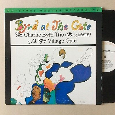 The Charlie Byrd Trio - Byrd at the Gate, Vinyl LP, Original Master Recording