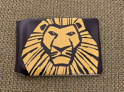 """BRAND NEW Disney """"The Lion King"""" Card Wallet"""