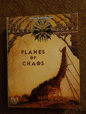AD&D  / Advanced Dungeons&Dragons - Planescape - Planes of Chaos - Boxset - TSR