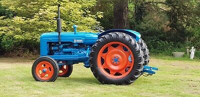 Ford Diesel Major Classic Tractor Fully Rebuilt