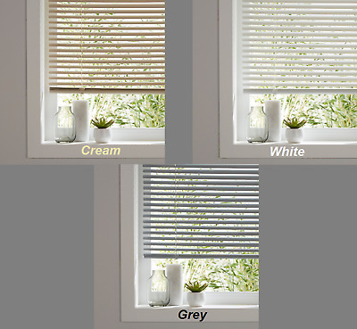 PVC Contemporary Venetian Blind In Various Colours & Sizes Durable And Easy Fit