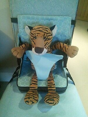 Baby on the go travel high chair & booster seat VGC