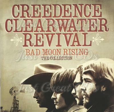 Creedence Clearwater Revival - Bad Moon Rising: The Collection CD Near Mint-