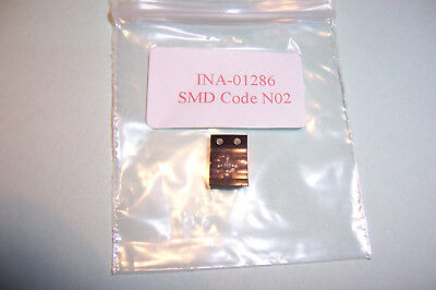 INA-02186 30db High gain low noise MMIC Amplifier DC-0.8Ghz Qty. 1 NOS HP part