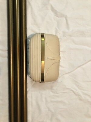 Vintage Mid Century Modern NuTone No. K-32 Door Bell 3 Chime Made In USA