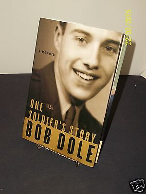 New One Soldiers Story A Memoir By Dole Bob 947 Picclick