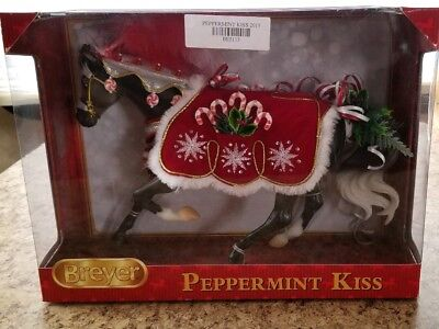 Breyer Horse Peppermint Kiss 2015