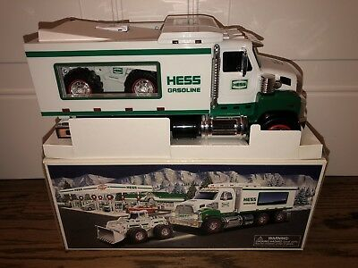 2008 Hess Toy Truck  and Front Loader  (Removed from box for pictures only!)