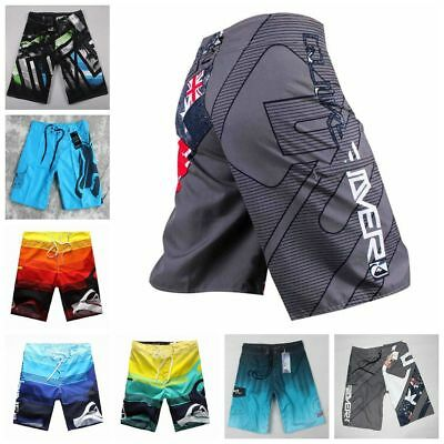 2018 New Arrival Mens Surf BOARD SHORTS swimming Beach Pants 40 42 44 Plus size