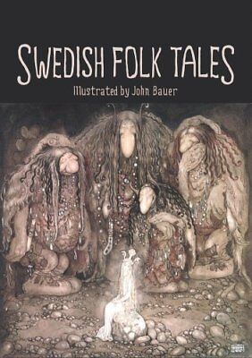 Swedish Folk Tales (2004, Hardcover)