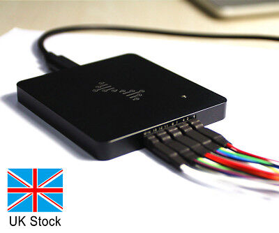 DSLogic Plus Logic Analyzer 50M Bandwidth Sampling 16 Channel Stream+Buffer *UK