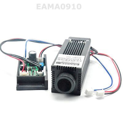 Focusable 0.8W 830nm 800mW IR Infrared Laser Diode Dot Module 12V w/Driver Board