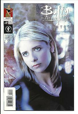 BUFFY THE VAMPIRE SLAYER: HAUNTED # 3 of 4 (PHOTO COVER, FEB 2002), VF/NM